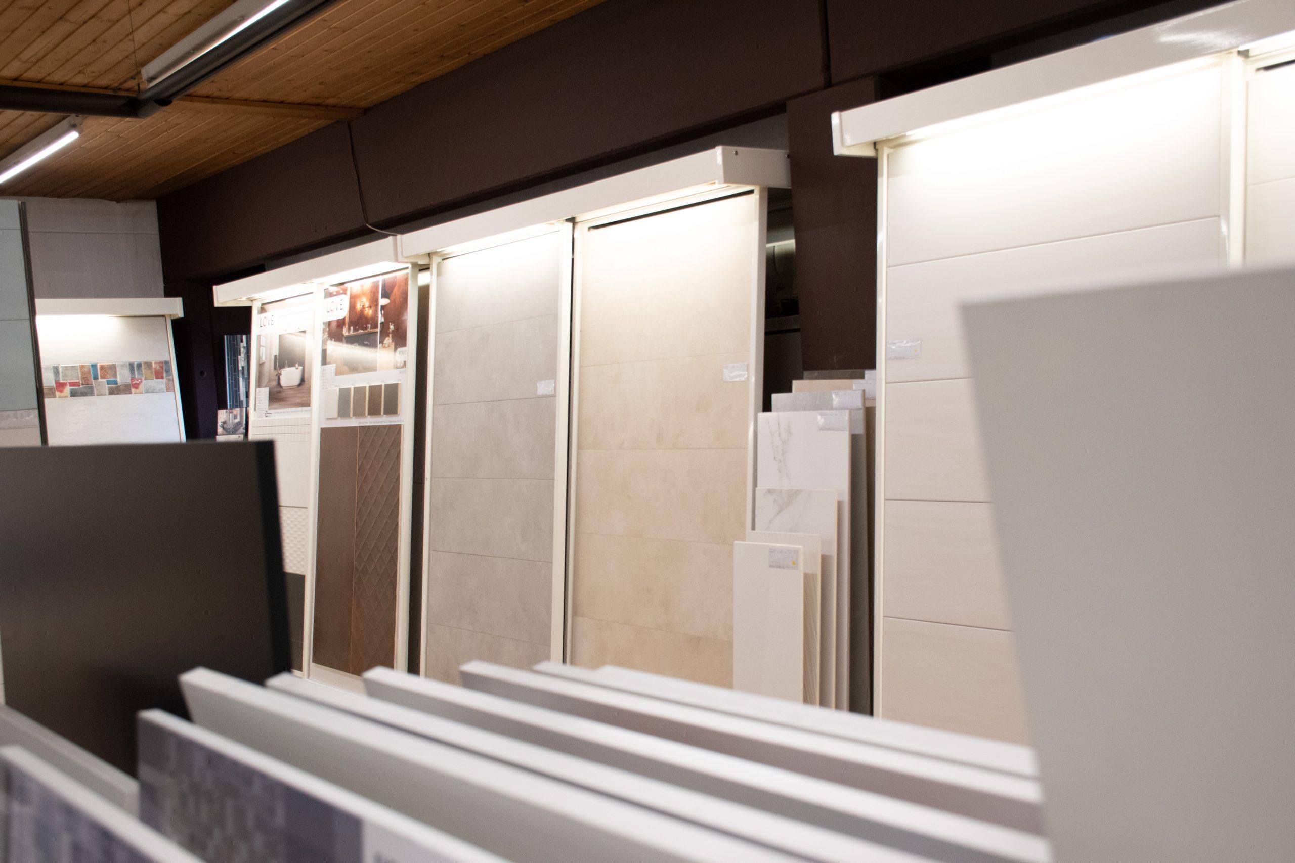 Unsere Ausstellung Fliesen Auer Straubing